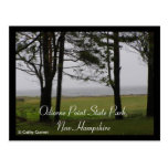 Odiorne Point State Park, New Hampshire Postcard