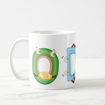 Beach Themed Odis Mug
