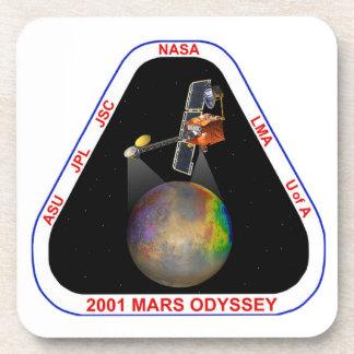 Odisea 2001 de Marte Posavasos De Bebida