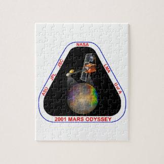 Odisea 2001 de Marte Rompecabezas Con Fotos