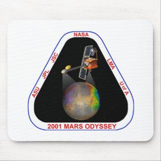 Odisea 2001 de Marte Alfombrillas De Ratón