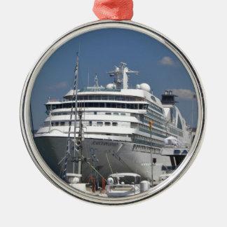 Odisea de Seabourn del barco de cruceros Adornos