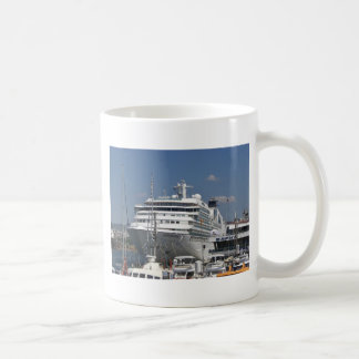 Odisea de Seabourn del barco de cruceros Taza