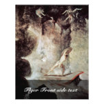 Odiseo delante de Scylla y Charybdis (véase el Als Flyer Personalizado