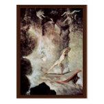Odiseo delante de Scylla y Charybdis (véase el Als Tarjetas Postales
