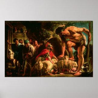 Odiseo Póster