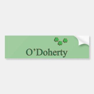 O'Doherty Family Bumper Sticker