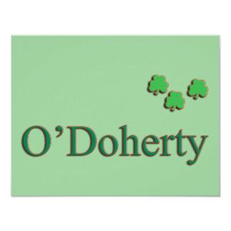 O'Doherty Family Card