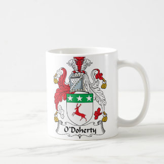 O'Doherty Family Crest Coffee Mug