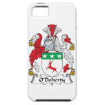 O'Doherty Family Crest iPhone 5 Case