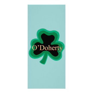 O'Doherty Family Rack Card