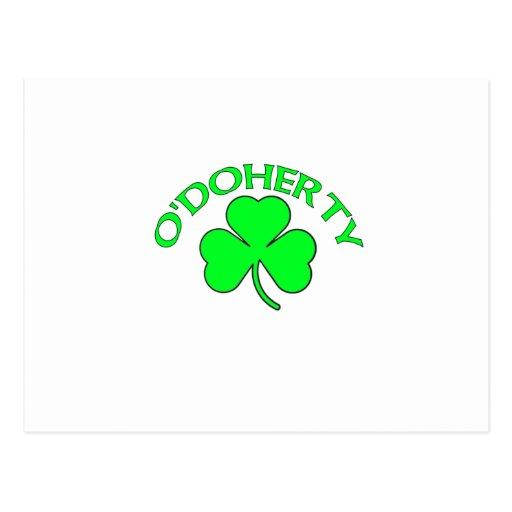 O'Doherty Postcard