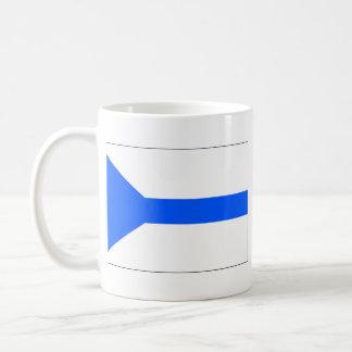 Odolena Voda, Czech Classic White Coffee Mug
