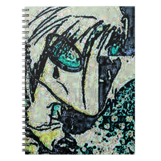 Odonis Orphane (Midnight) Note Book