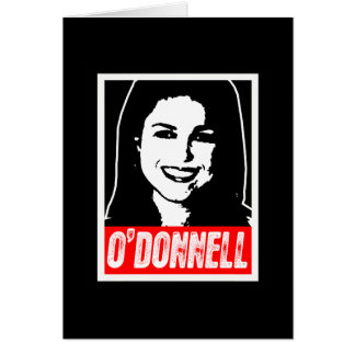 O'DONNELL GREETING CARD