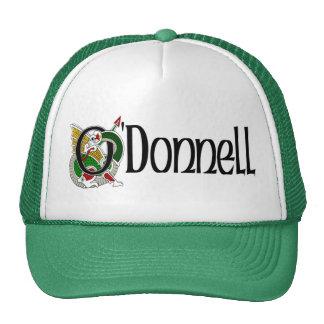 O'Donnell Celtic Dragon Cap Mesh Hat