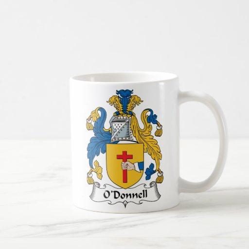 O'Donnell Family Crest Mug
