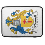 O'Donnell Family Crest Sleeve For MacBooks