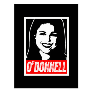 O'DONNELL POSTCARD