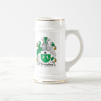 O'Donoghue Family Crest Mugs