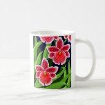 Odontoglossum Orchid Flowers Coffee Mugs