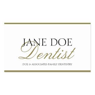Odontología de la familia del DDS del dentista - Tarjetas De Visita