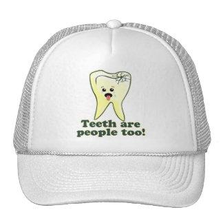 Odontología divertida gorra