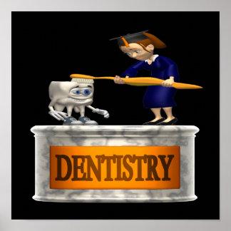 Odontología Póster
