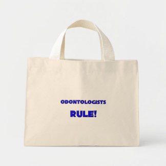 Odontologists Rule! Tote Bags