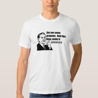 Odorized Propane T-Shirt