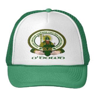 O'Dowd Clan Motto Cap Mesh Hats