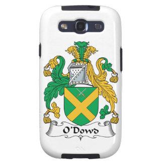 O'Dowd Family Crest Galaxy SIII Case
