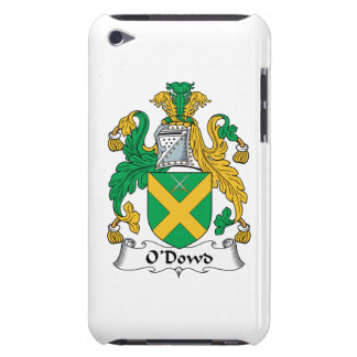 O'Dowd Family Crest iPod Case-Mate Cases