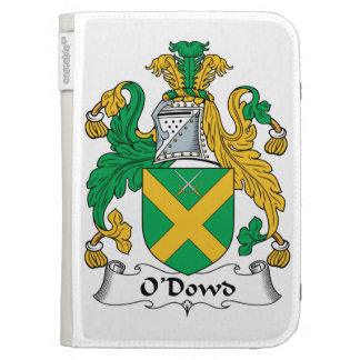 O'Dowd Family Crest Kindle 3 Cases