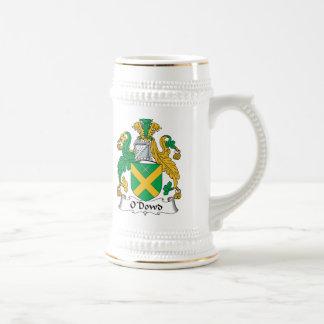 O'Dowd Family Crest Mug