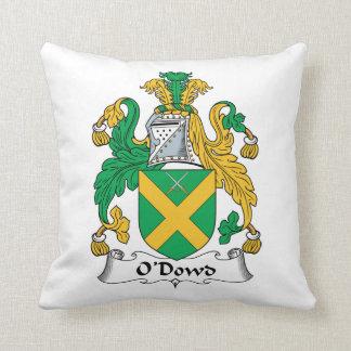 O'Dowd Family Crest Pillows
