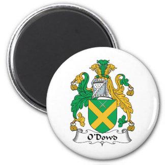 O'Dowd Family Crest Refrigerator Magnets