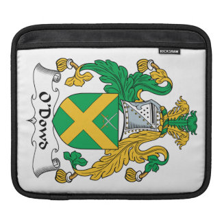 O'Dowd Family Crest Sleeve For iPads