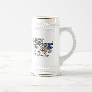 O'Dowling Family Crest Mug