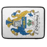 O'Dowling Family Crest Sleeves For MacBook Pro