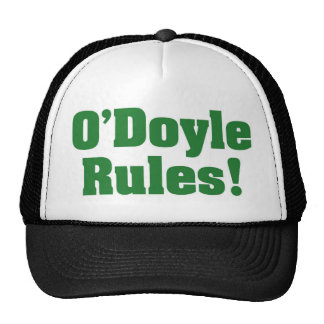O'Doyle gobierna el gorra