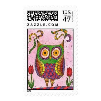 Odrade Owl - postage