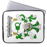 O'Droney Family Crest Laptop Computer Sleeve