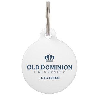 ODU IDEA Fusion Pet Name Tag