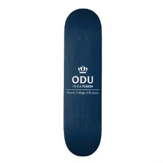 ODU Stacked Logo Skateboard Deck