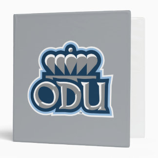 ODU Stacked with Crown 3 Ring Binder