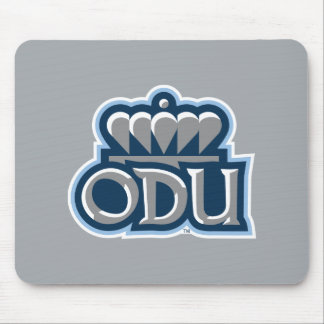 ODU Stacked with Crown Mouse Pad