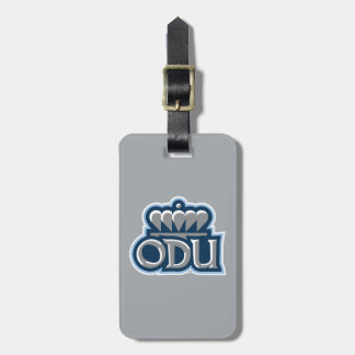 ODU Stacked with Crown Travel Bag Tags
