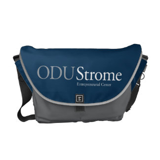 ODU Strome Entrepreneurial Center Messenger Bag
