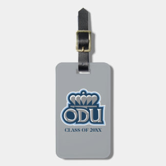 ODU with Crown and Class Year Bag Tags